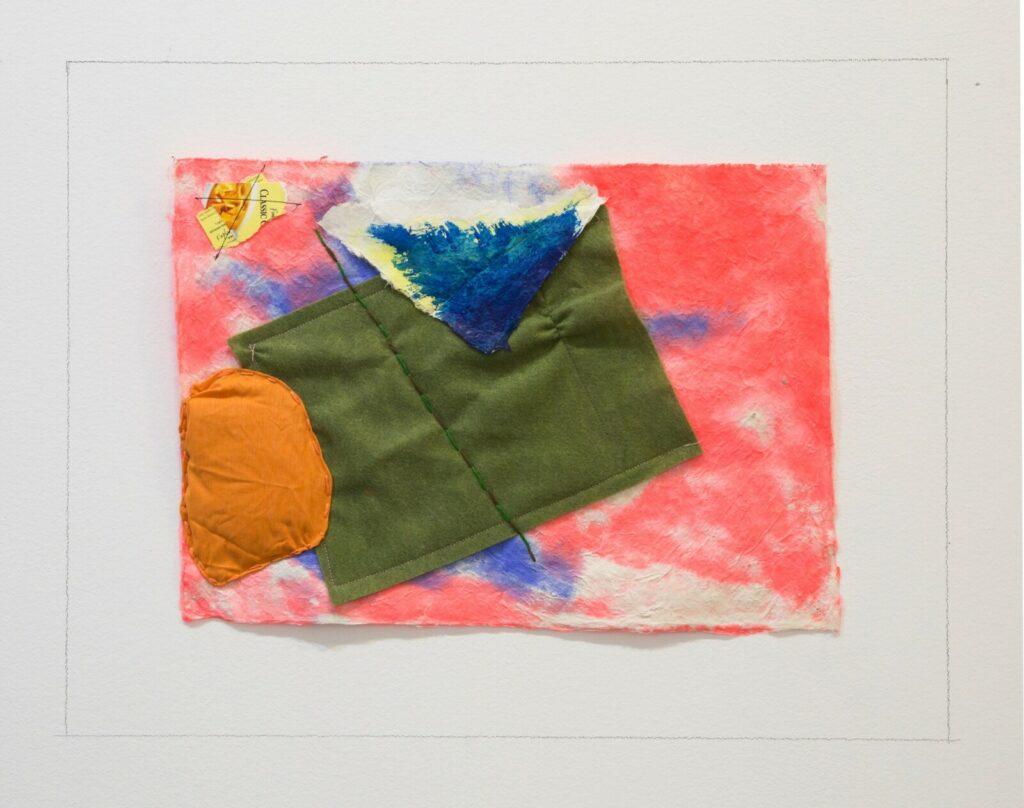 Corona Virus homework #17: After Chagall. April 14, 2020
